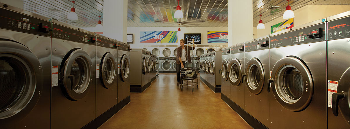Products | Laundromats & Coin Operated Laundries